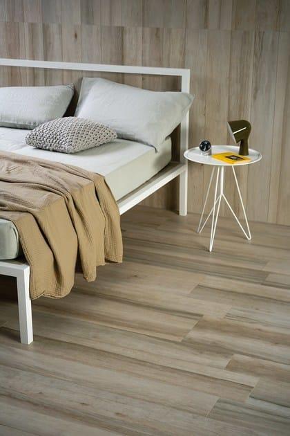 Porcelain Stoneware Flooring With Wood Effect Treverkchic