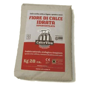 Fiore di calce idrata by Calceviva