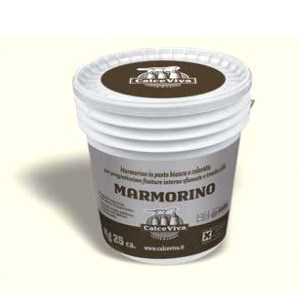 Smoothing compound MARMORINO by Calceviva