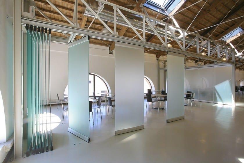 PMC - CRYSTAL Sala Mensa dell'Arsenale di Venezia