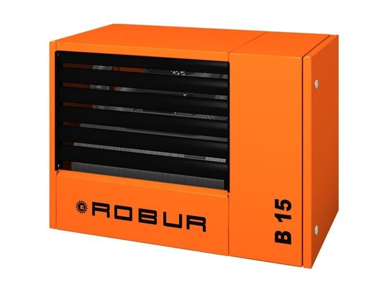 Air heater B15 SERIES by ROBUR