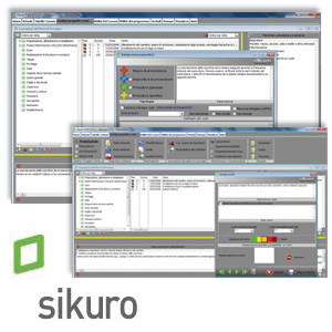 Construction site safety planning SIKURO by ITALSOFT GROUP