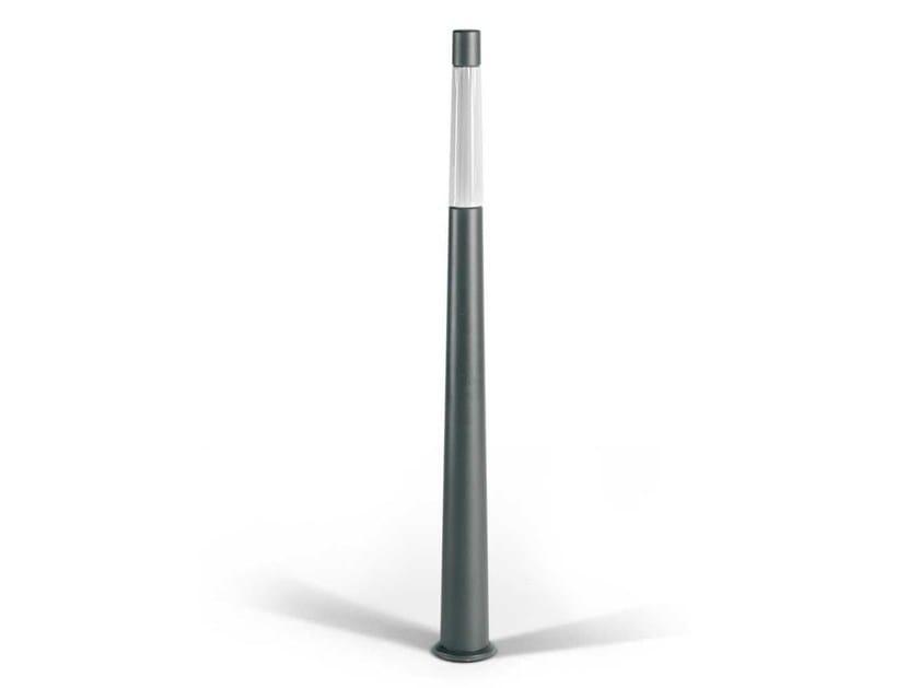 Dissuasore a paletto fisso in acciaio ONORIUS | Dissuasore by Metalco
