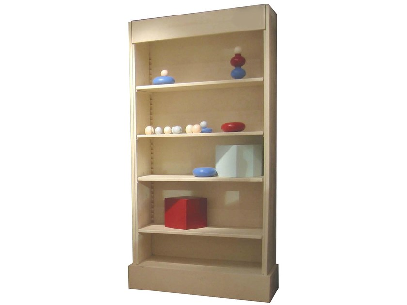Open Freestanding kids bookcase NEW CLASSICS | Kids bookcase by Mathy by Bols
