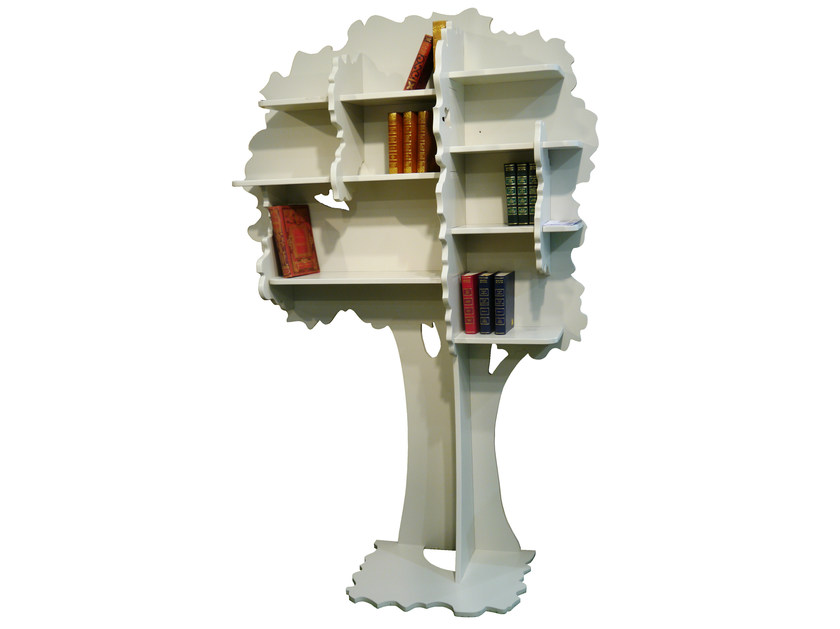 Open Freestanding kids bookcase SAM by Mathy by Bols