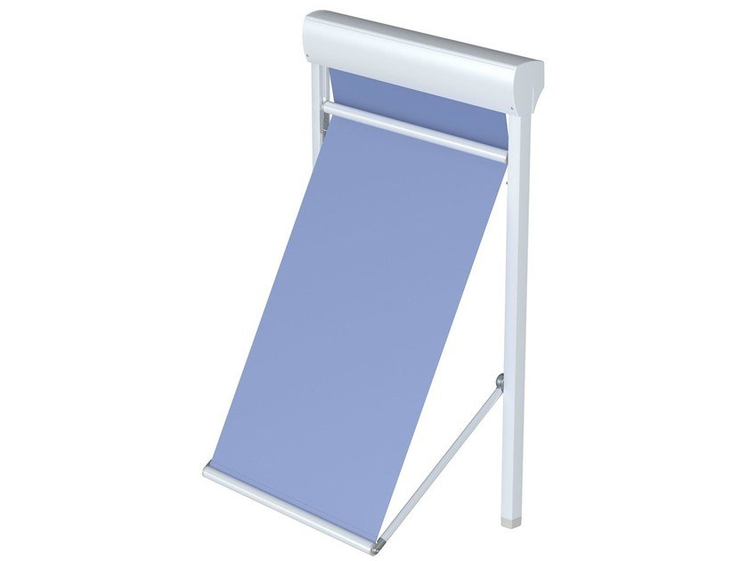 Box roller blind with arms FM 102/202 | Awning by HELLA