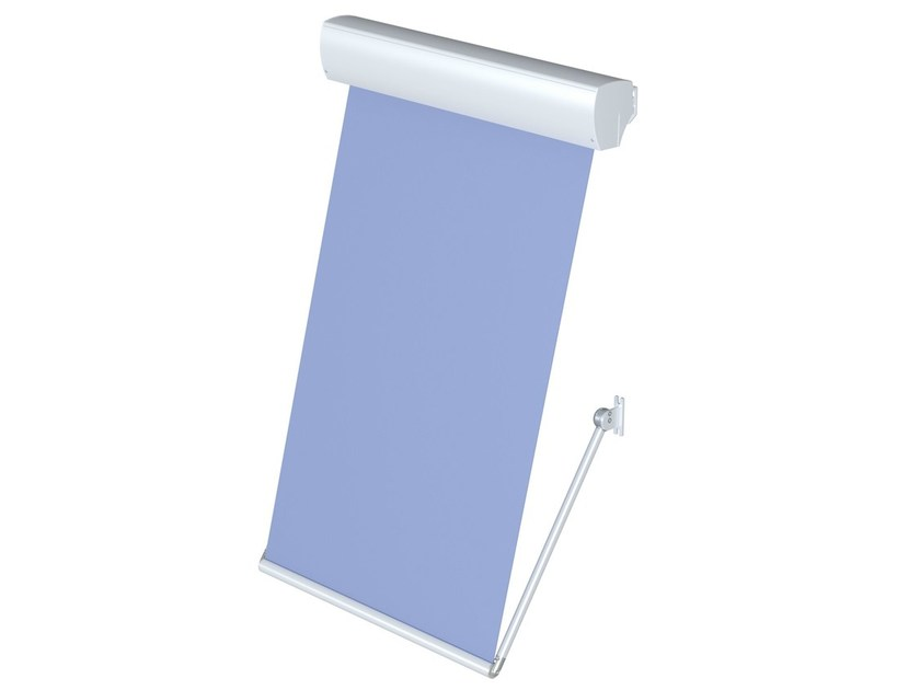 Box roller blind with arms FM 105/205 | Awning by HELLA
