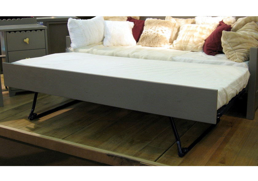 Trundle single bed DOMINIQUE | Trundle bed by Mathy by Bols
