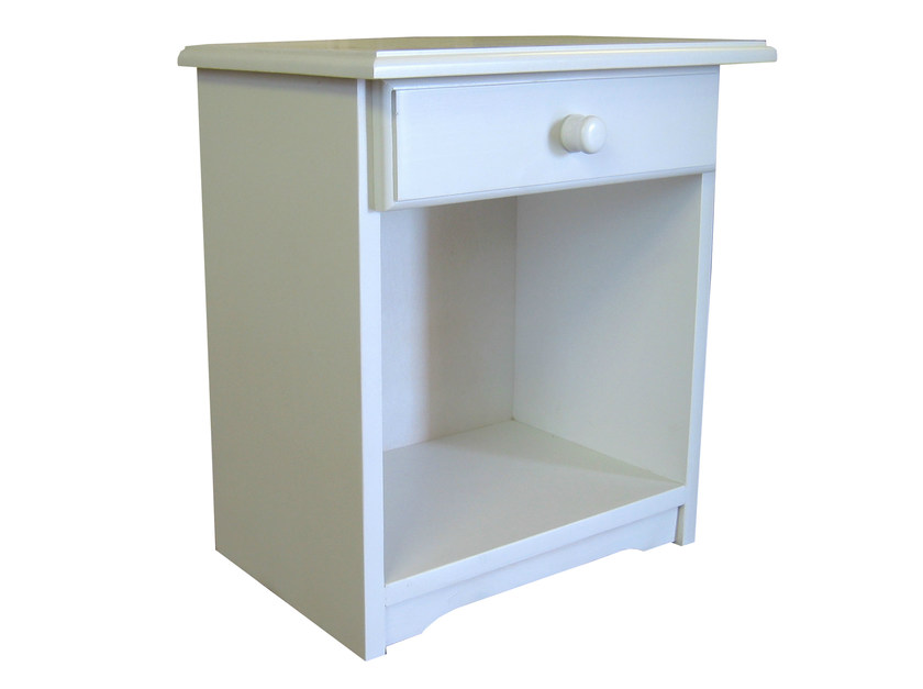Lacquered kids' bedside table with drawers DOMINIQUE | Kids' bedside table by Mathy by Bols
