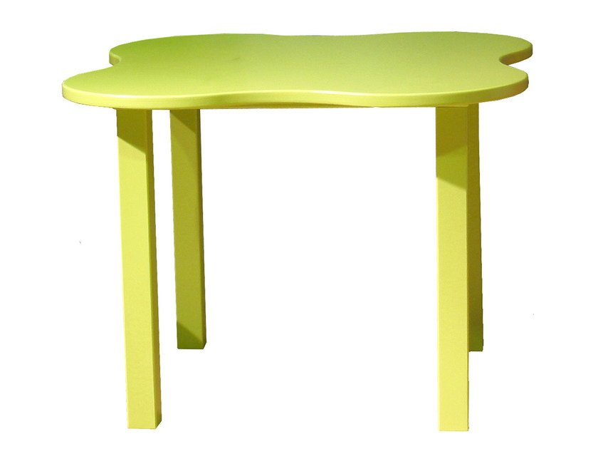 Wooden Kids table FLORE & LUCY | Wooden Kids table by Mathy by Bols