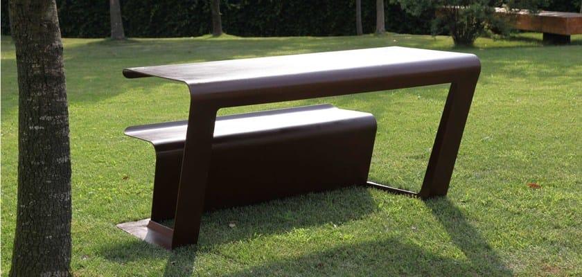 MERENDA   Tavolo per spazi pubblici