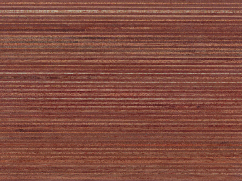 Okoumé Veneered panel PLEXWOOD® OCOUMÈ by Plexwood