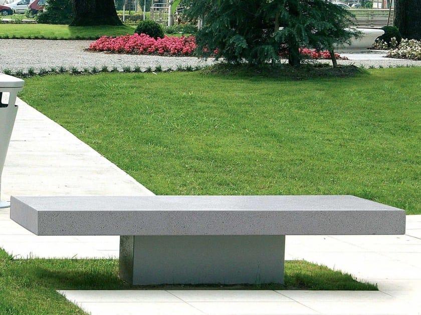 Modular bench AGATA by Metalco