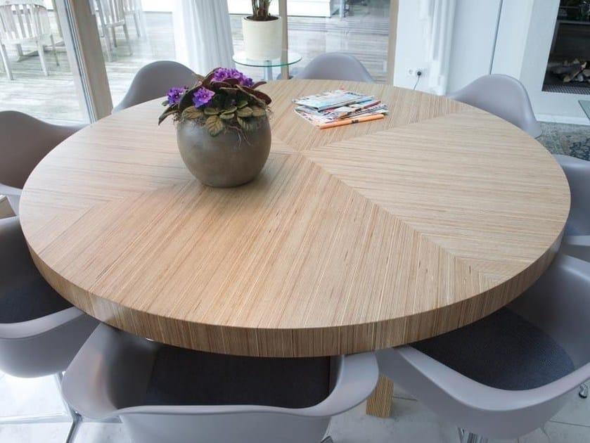 plateau pour table by plexwood. Black Bedroom Furniture Sets. Home Design Ideas