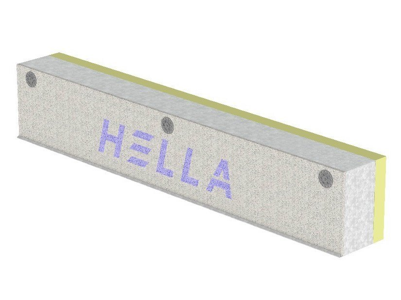 Box for roller shutter TRAV®Nische by HELLA