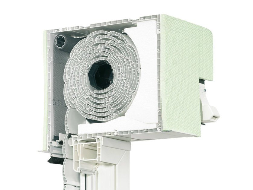 Box for roller shutter TOP DUO by HELLA