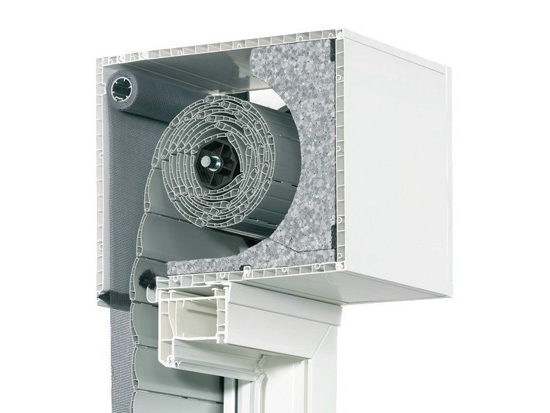 Box for roller shutter TOP MINI by HELLA