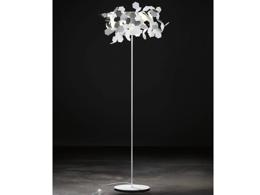 Andromeda aluminium floor lamp by zava design paolo ulian direct light aluminium floor lamp andromeda aluminium floor lamp by zava aloadofball Gallery