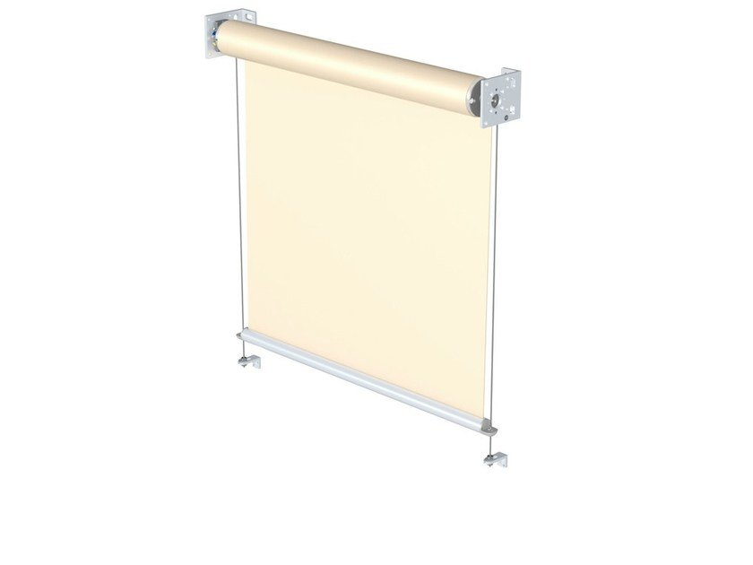 Roller blind with guide system SM 103 | Awning by HELLA