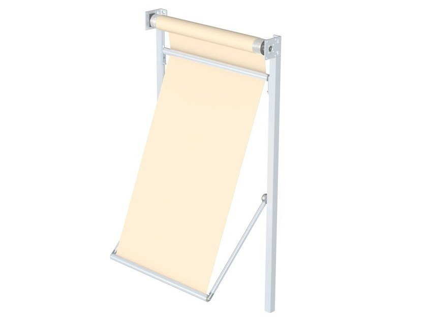 Roller blind with guide system SM 102 | Awning by HELLA