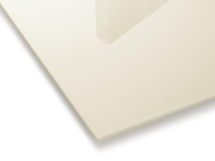 Wood-product furniture foil RAUVISIO CRYSTAL SLIM by REHAU