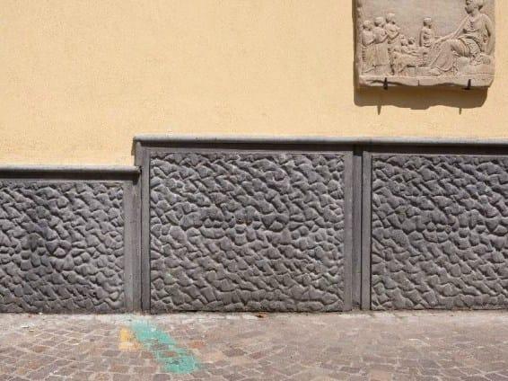 Z calo de fachada by maresca prefabbricati for Zocalo fachada exterior