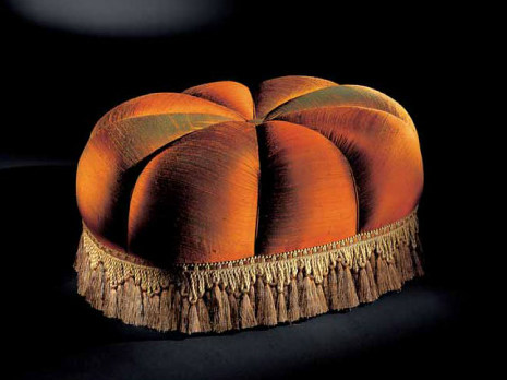 Upholstered pouf 5010 | Pouf by Transition by Casali