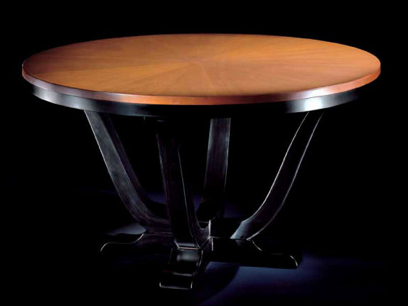 Low round coffee table 4025   Coffee table by Transition by Casali