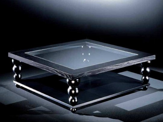 Low square coffee table 4032 | Coffee table by Transition by Casali