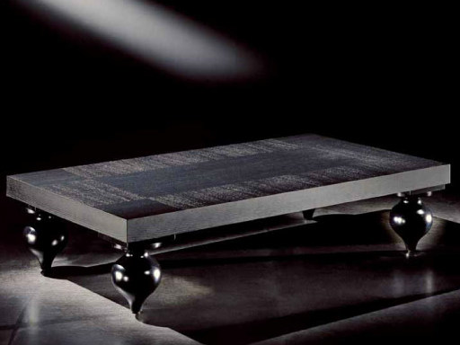 Low rectangular coffee table 4002 | Coffee table by Transition by Casali