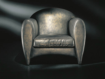 Upholstered armchair with armrests 3032 | Armchair by Transition by Casali