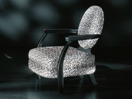 Medallion easy chair with armrests 2031 | Medallion easy chair by Transition by Casali