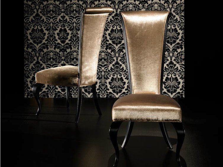 Upholstered chair 1031 | Chair by Transition by Casali