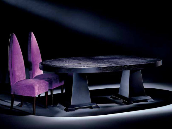 Oval table AMBIANCE 121 | Table by Transition by Casali