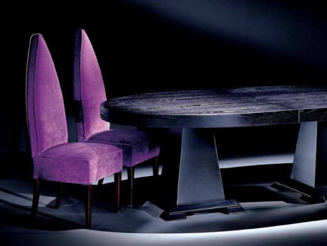 Upholstered chair AMBIANCE 121 | Chair by Transition by Casali
