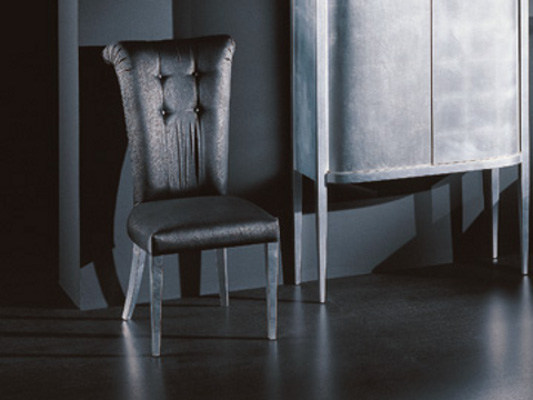 Upholstered chair AMBIANCE 130 | Chair by Transition by Casali
