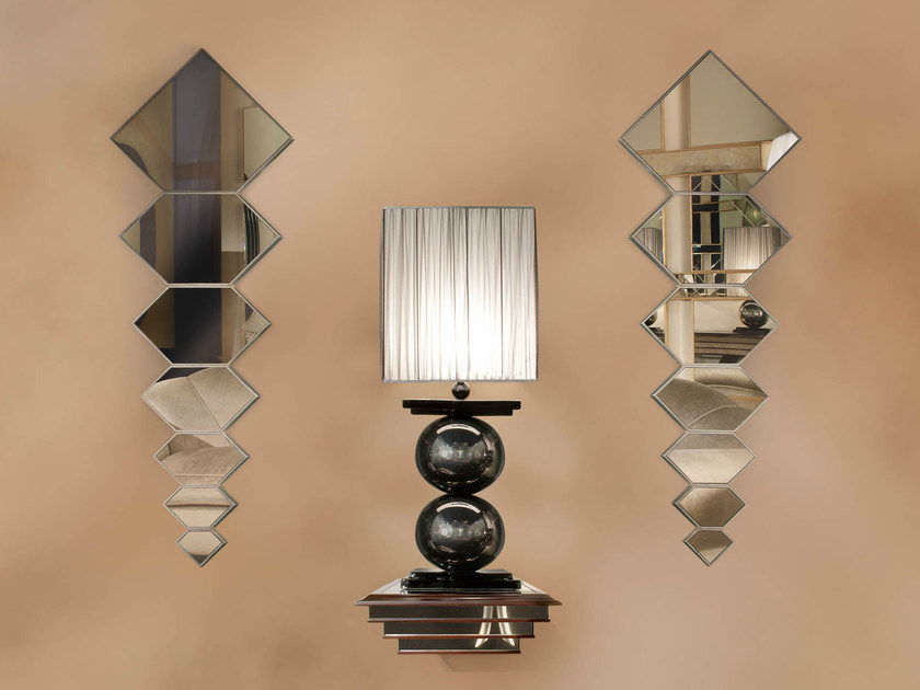 Wall-mounted mirror AMBIANCE 155 | Mirror by Transition by Casali