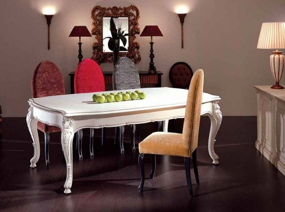 Rectangular table AMBIANCE 110 | Table by Transition by Casali