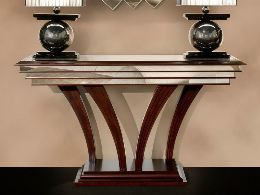 Classic style rectangular console table AMBIANCE 150   Console table by Transition by Casali