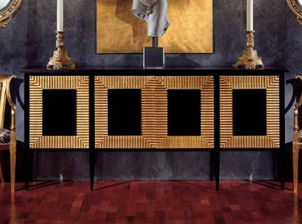 Sideboard with doors AMBIANCE 115 | Sideboard by Transition by Casali