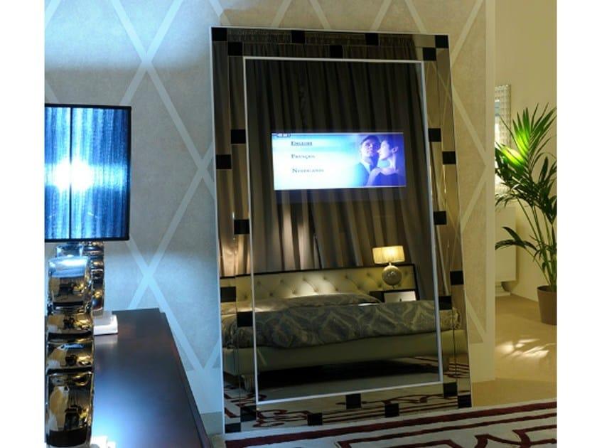 Rectangular mirror ART DECO MILANO | Mirror by Transition by Casali