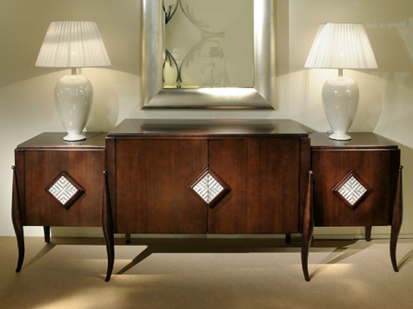 Sideboard with doors ART DECO MILANO | Sideboard by Transition by Casali
