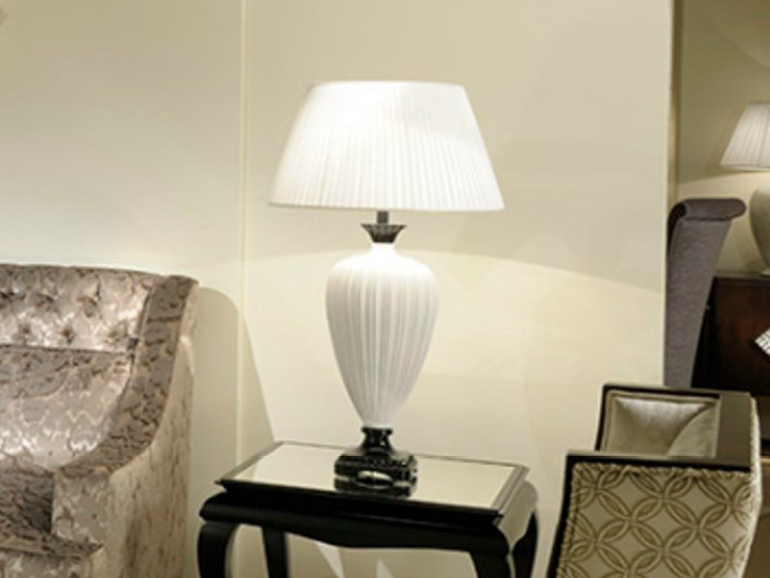 Table lamp ART DECO MILANO | Table lamp by Transition by Casali