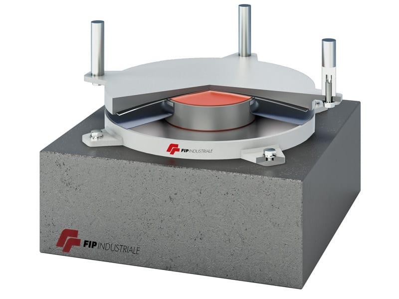 Seismic isolators FIP | Isolatore sismico by FIP INDUSTRIALE