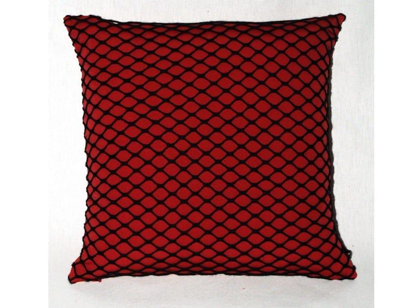 Square cushion FOURREAU by LELIEVRE