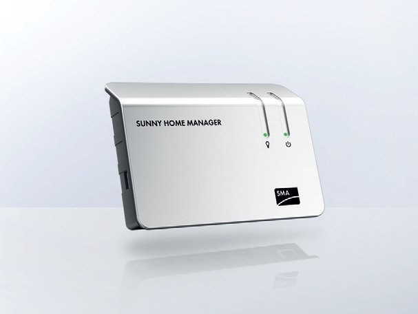 Monitoring system for photovoltaic system SUNNY HOME MANAGER by IBC SOLAR