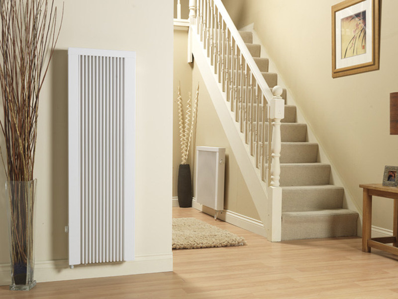 Electric vertical decorative radiator TALL by LHZ-ITALY