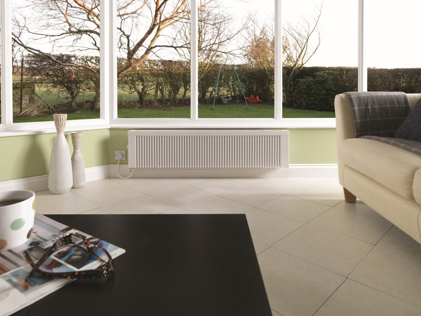 Electric decorative radiator CONSERVATORY by LHZ-ITALY