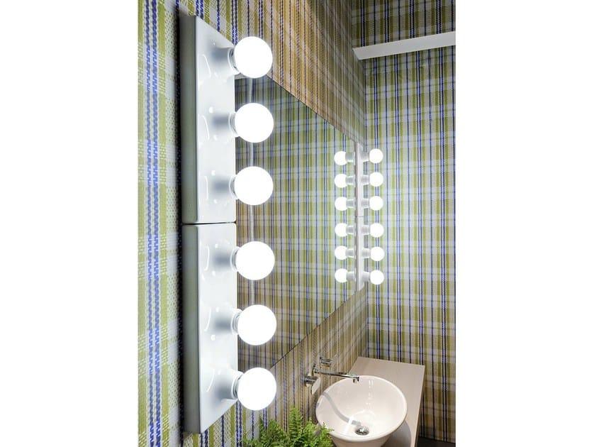 Make up specchio bagno by ceramica flaminia design paola navone