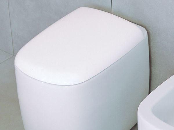 Toilet seat MONO' | Toilet seat by CERAMICA FLAMINIA